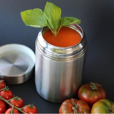 QWETCH boite à repas et soupe isotherme inox (500 ml)