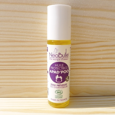 NEOBULLE huile protectrice bio apad'poo