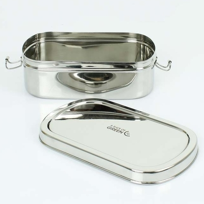A SLICE OF GREEN Surat lunch box inox (1700 ml)