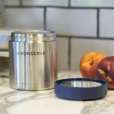 U KONSERVE boite repas isotherme inox 590 ml