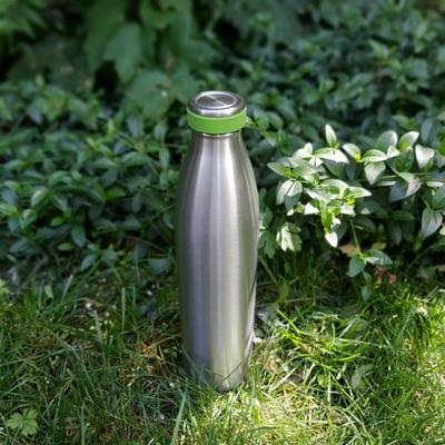 Gourde isotherme –- Inox - 1000 ml
