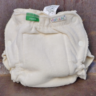 POPOLINI couche lavable Two Size coton bio