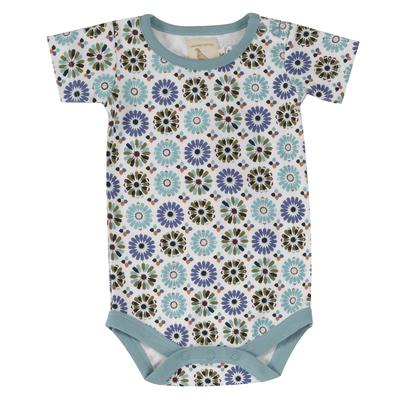 Body bébé - 100 % coton bio - manches courtes - Cordoue
