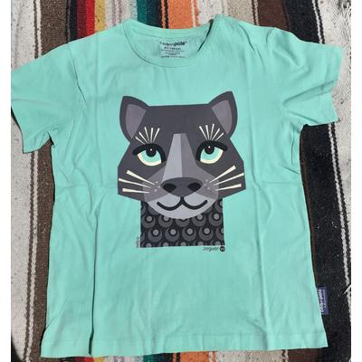 T-shirt - 100% coton bio - Jaguar