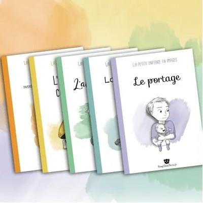 Livret - La petite enfance en image - Le portage