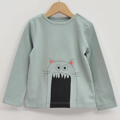 t-shirt coton bio chat qui crie, chat qui...