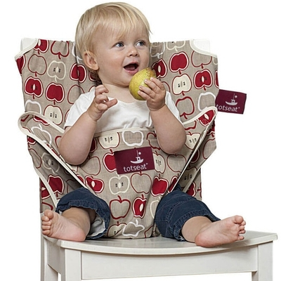 chaise nomade bébé Totseat apple