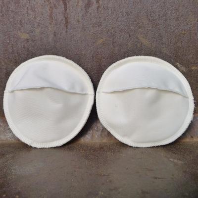 POPOLINI coussinets d'allaitement lavables coton bio et polyester