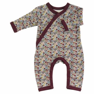 PIGEON ORGANICS pyjama bébé coton bio liberty