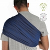 NEOBULLE sling bleu frégate coton bio (3)