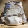 LULU NATURE couche lavable Modulo 3-15 kg coton bio