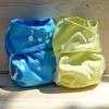 LULU NATURE couche lavable tout en 2 Ecocouche V2 5-15 kg