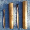 étui brosse à dents en bambou (enfant ou adulte)