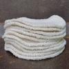 lingettes lavables rondes