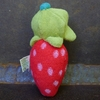 NANCHEN NATUR doudou fraise coton bio 3
