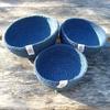 RESPIIN set de 3 mini bols en jute denim (3)