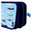 JAQ JAQ BIRD cahier ardoise aeroplane + 4 craies zéro poussière (1)