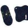ANAE serviette hygiénique lavable coton bio hibiscus (lot de 2)