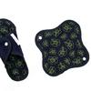 ANAE serviette hygiénique lavable coton bio hibiscus (lot de 2) (2)