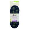 ANAE serviette hygiénique lavable coton bio hibiscus (lot de 2) (3)