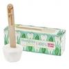 LAMAZUNA dentifrice zéro déchet solide à la menthe poivrée (3)
