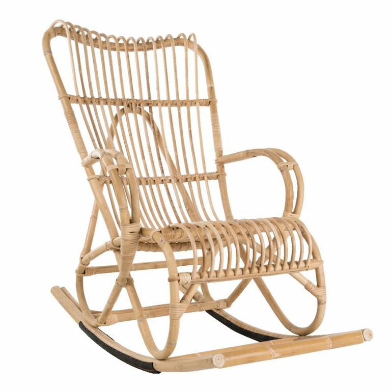 kok maison rocking chair rotin naturel marl ne mon petit ko. Black Bedroom Furniture Sets. Home Design Ideas