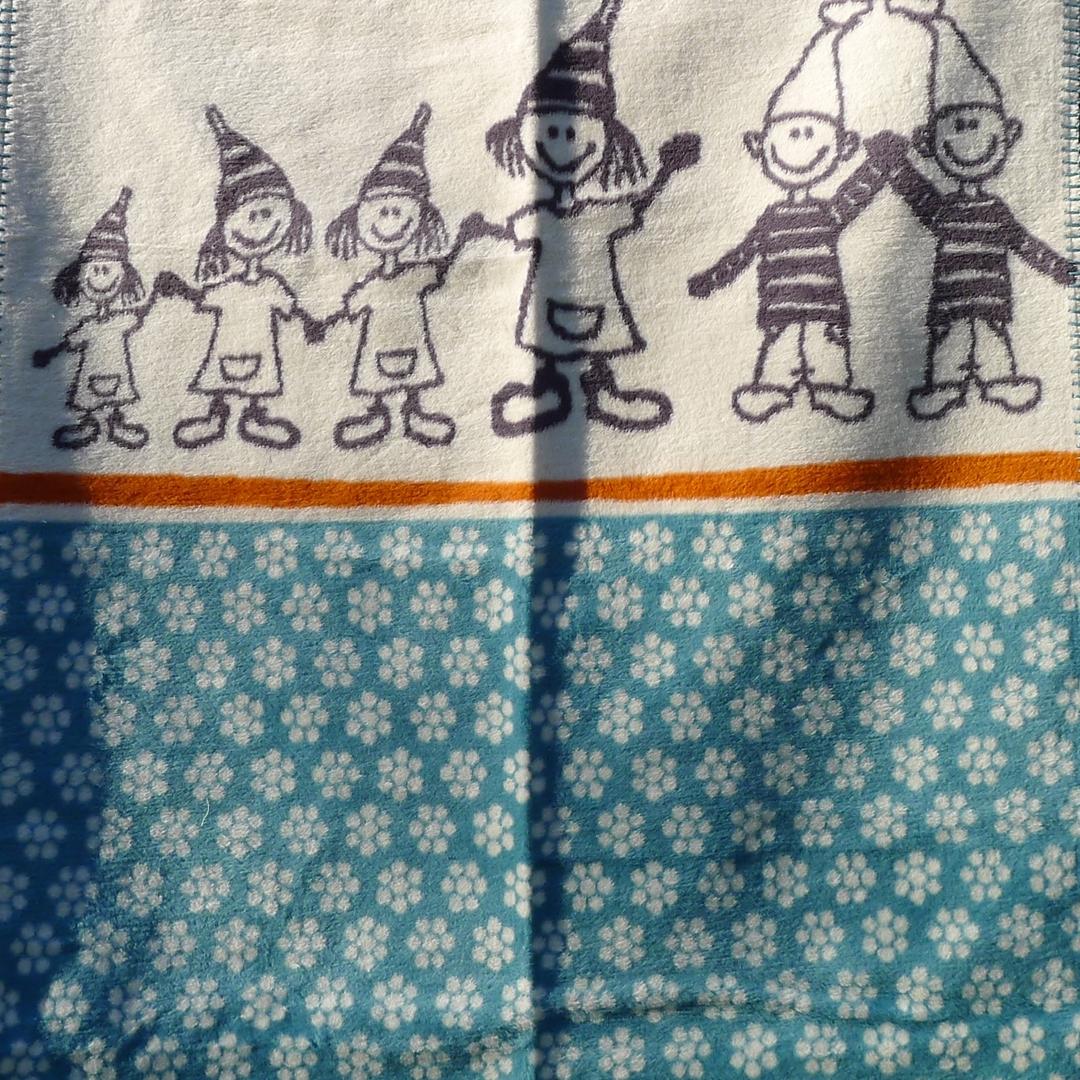 plaid enfants coton bio lutins (2)