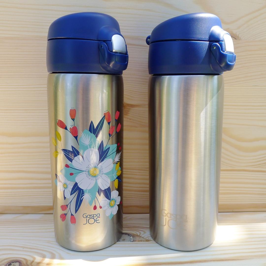 GASPAJOE trendy mug inox isotherme 350 ml