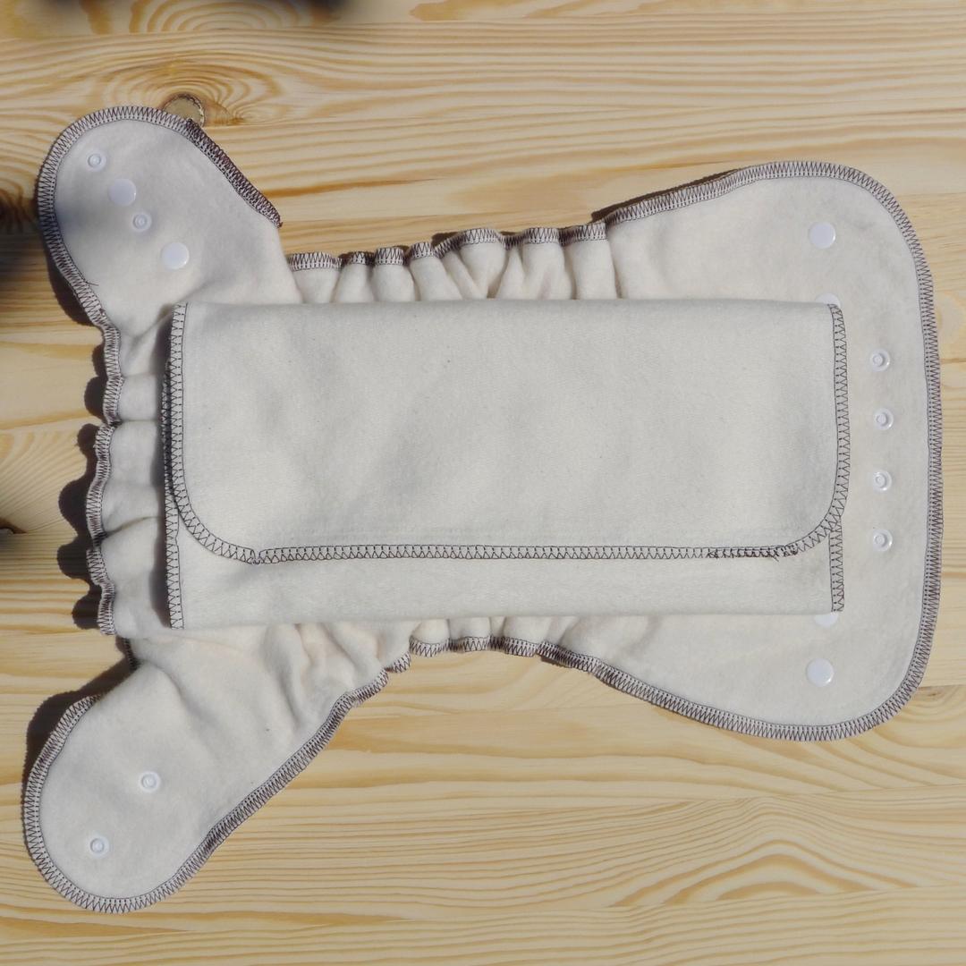 LULU NATURE couche lavable Modulo 3-15 kg coton bio (2)