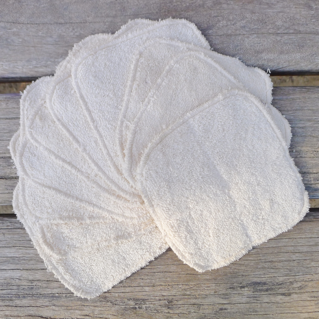 MON PETIT OKO lingettes lavables pipi coton bio (lot de 10) (2)