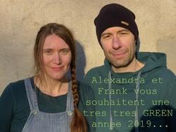 Alexandra et Franck Wendel mon petit öko