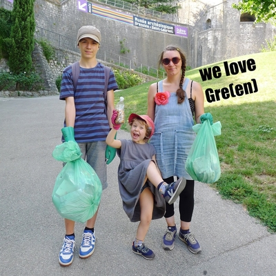 We love gre(en)