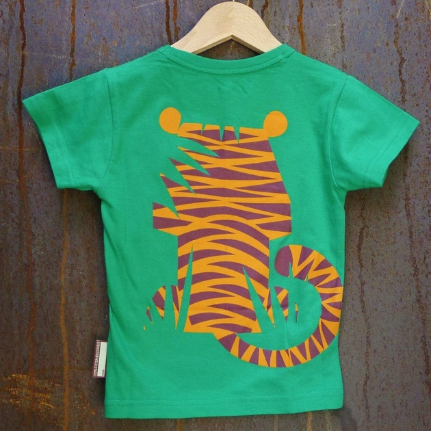 t-shirt tigre 2
