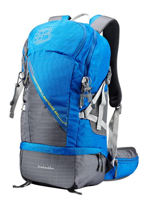 WISS BLUE - Votre sac à dos randonnée et ski - 35/45L