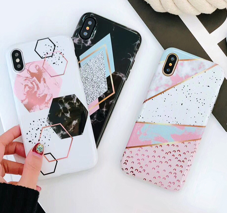 Coque Iphone X - Luxury Three