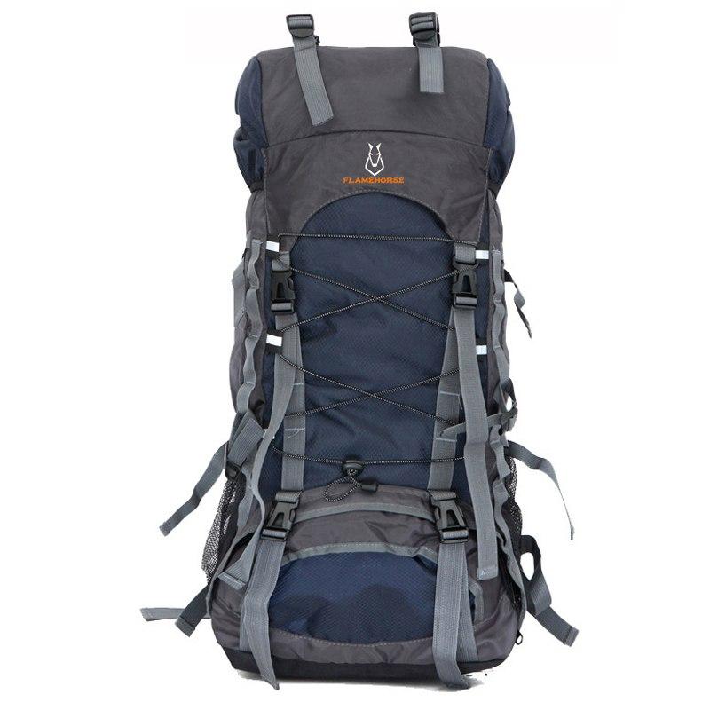 FLAMEHORSE Alpha - Votre sac à dos voyage et trekking - 60L