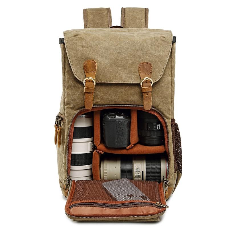 TRAVEL CONTRAST PRO - Votre sac à dos de photographie