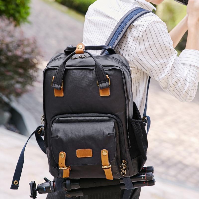 CHARLESTON - Votre sac à dos de photographie urbain