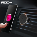 Rock-Universal-Magnetic-Car-Phone-Holder-Air-Vent-Mount-Magnet-Cell-Phone-Stand-For-iPhone-6