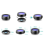 APEXEL-3-en-1-Clip-sur-T-l-phone-camera-Lens-lentes-Kit-pour-Tablettes-Android