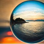 Boule de crystal photographie Life Peak