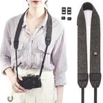 Cam-ra-paule-cou-Vintage-sangle-ceinture-100-coton-cam-ra-sangle-pour-Sony-pour-Nikon