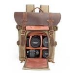 Sac-dos-pour-appareil-Photo-Nikon-Canon-Sony-Fujifilm-nouveau-sac-tanche-en-toile-M212-grand