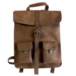 Milano sac à dos cuir vintage Life Peak2