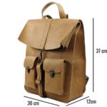 Torino sac à dos cuir life peak4