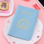 New-Travel-Passport-Cover-Women-Men-Pu-Leather-Pink-Candy-Colour-Passport-Wallet-Holder-Card-Case
