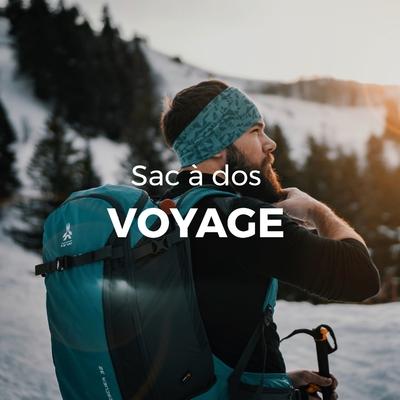 Sac à dos de voyage Life Peak