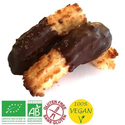VEGA Spritz Coco Mi-choco Spritz noix de coco au chocolat - Bio vegan 0% allergene !