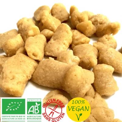 Knepfle Gnocchis Pâtes à poêler - NATURE - Vegan - Bio sans gluten - 0% allergène
