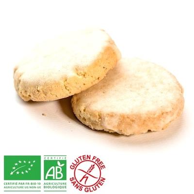 Bredele, petits gateaux au vin blanc d'Alsace - Bio sans gluten - Sans oeufs